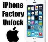 IPhone factory unlocking