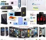 Unlock any mobile phone