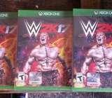Xbox one w2k17