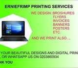 Erniefrimp printing services