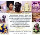 Platnumz events & Flower Rentals