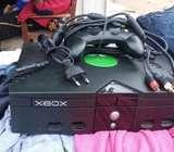 Xbox Live with all accessories loaded with games