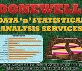 Thesis Projects and Data Analysis Services