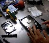 Damaged, Crushed and Noisy Hard Disk?