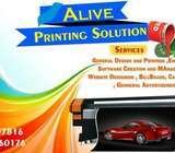 Alive printing solutions