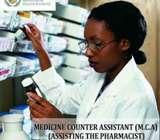 Medicine Counter Assistant Training