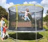 10ft feet trampoline new boxed delivered
