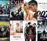 2012 Movies 1080p Collection