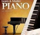 Learn And Master Piano Video Tutorial Cd