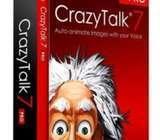 Reallusion CrazyTalk 8 PRO Cd