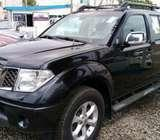 Powerful Nissan Navara double cabin pickup 2008 diesel automatic