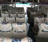 Daewoo long buses for sale