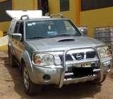 2005 Nissan Navara 2.5L Diesel Pickup