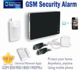 Solar Powered IR Invisible Intruder Security Alarm System
