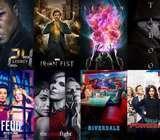 TV Shows & Series 1080p & 4K UHD