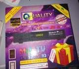 Quality Multi TV decoder